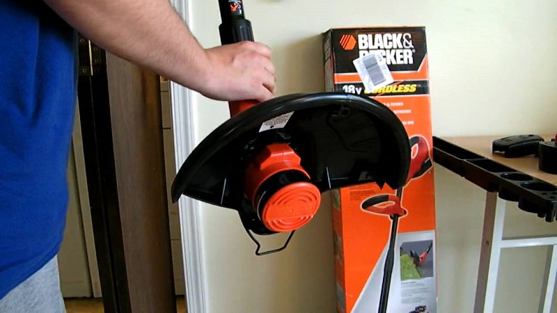 Black and decker decespugliatore tagliabordi