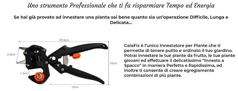 GaiaFix Innestatrice